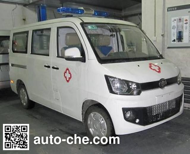 解放牌CA5020XJHA2救护车
