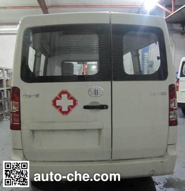 解放牌CA5020XJHA80救护车