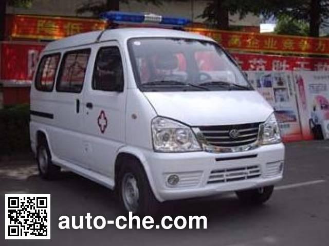 解放牌CA5020XJHA7救护车
