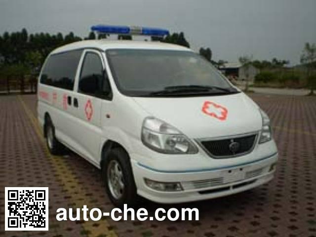 解放牌CA5020XJHCE救护车