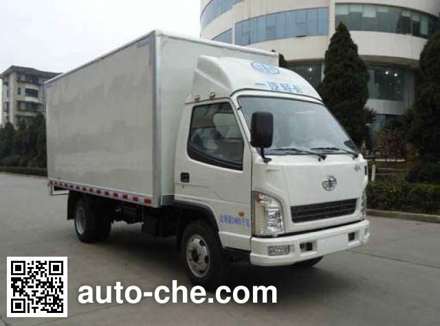 FAW Jiefang CA5020XXYK11L2E4 box van truck