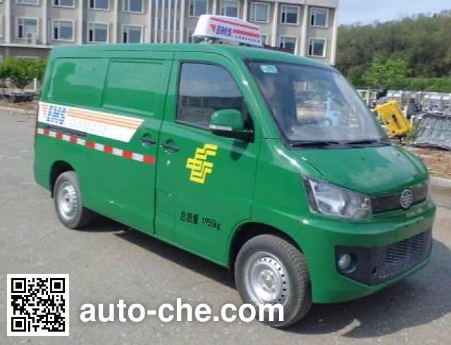 FAW Jiefang CA5020XYZA80 postal vehicle