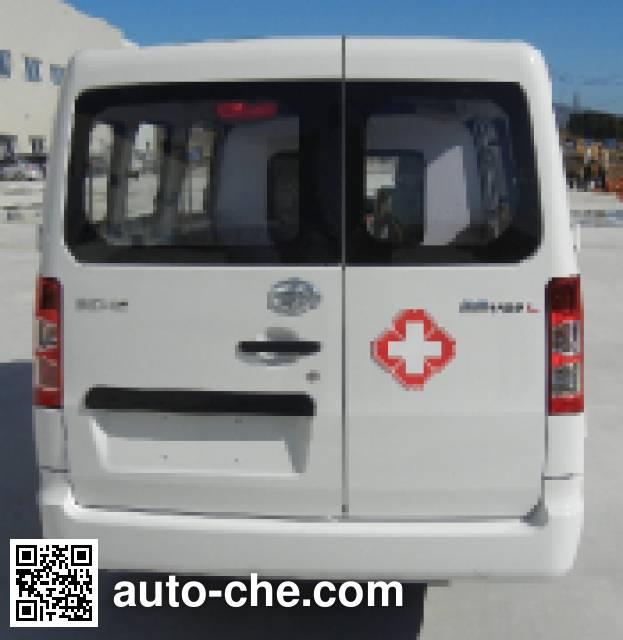 FAW Jiefang CA5021XJHA80 ambulance