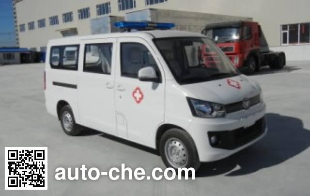 解放牌CA5021XJHA20救护车