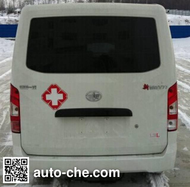 解放牌CA5025XJHA41救护车