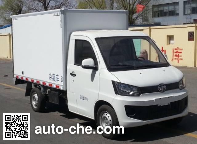 FAW Jiefang CA5027XLCB7 refrigerated truck