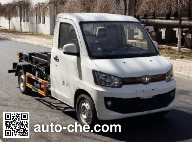 FAW Jiefang CA5027ZXXA7 detachable body garbage truck