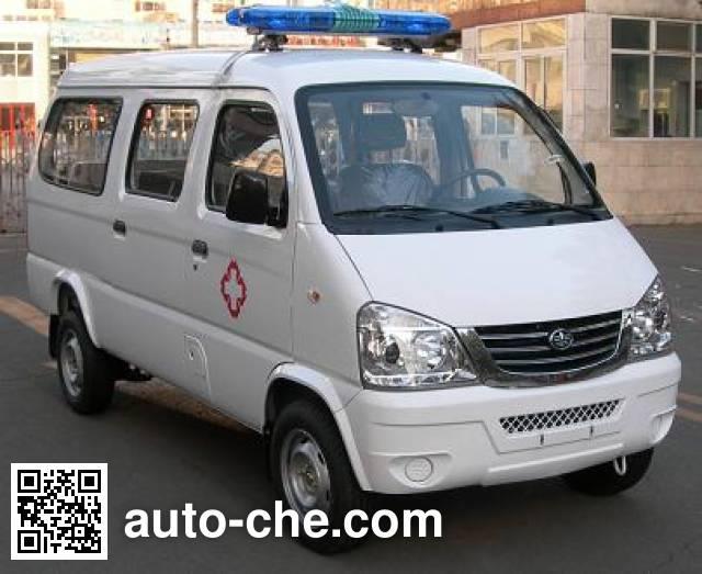 解放牌CA5029XJHA3救护车