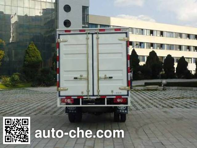 FAW Jiefang CA5030XXYK3LRE4 box van truck