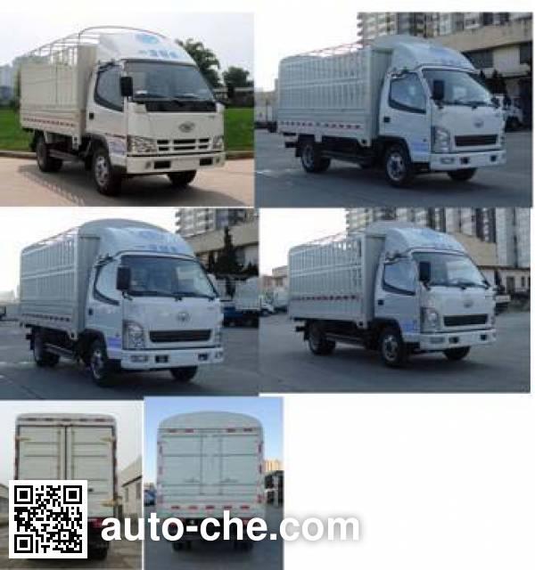 FAW Jiefang CA5040CCYK11L1E4J-1 stake truck