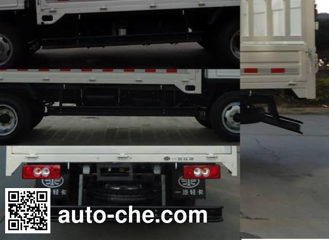 FAW Jiefang CA5040CCYK2L3E5 stake truck