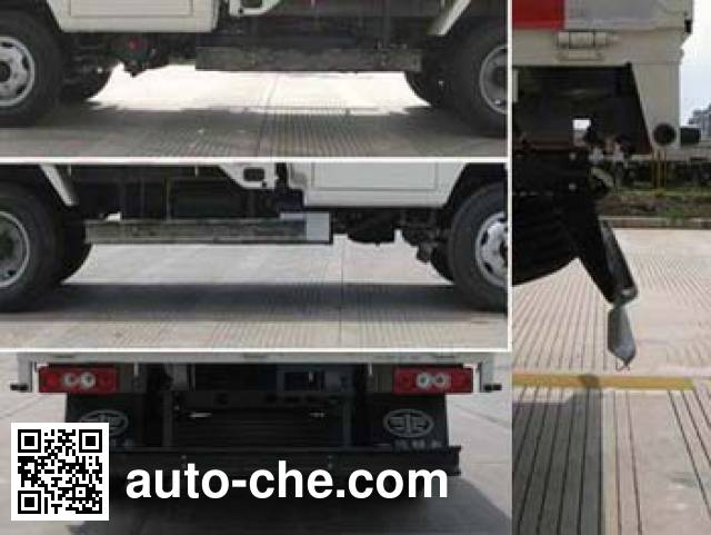 FAW Jiefang CA5040CCYK2L3RE4-1 stake truck