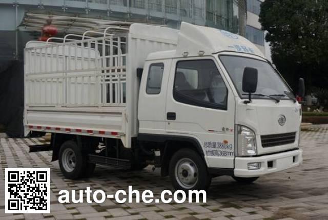 FAW Jiefang CA5040CCYK3LR5E4-1 stake truck
