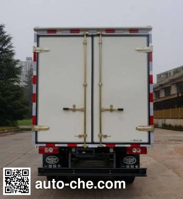 FAW Jiefang CA5040XSHK2L3E4-2 mobile shop