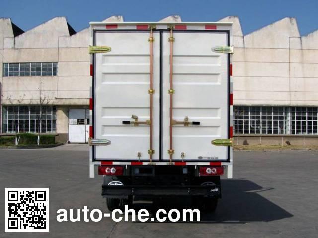 FAW Jiefang CA5040XXYK11L2RE4-1 box van truck