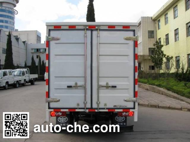 FAW Jiefang CA5040XXYK2L3R5E4-1 box van truck