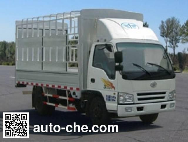 FAW Jiefang CA5041CCYEL-4B stake truck