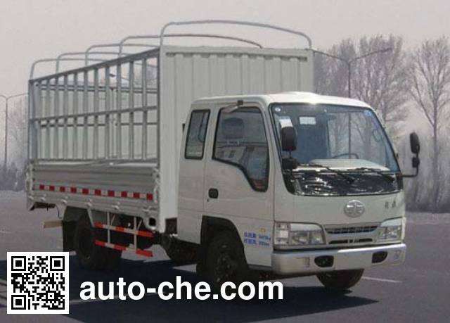 解放牌CA5041CCYK17R5E4-1仓栅式运输车