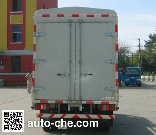 FAW Jiefang CA5041CCYK4E4-1 stake truck