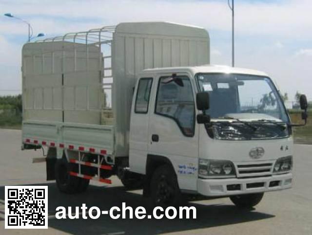 FAW Jiefang CA5041CCYER5-4A stake truck