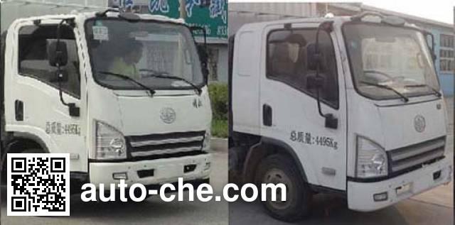 FAW Jiefang CA5041CCYP40K17L1E5A84-1 stake truck