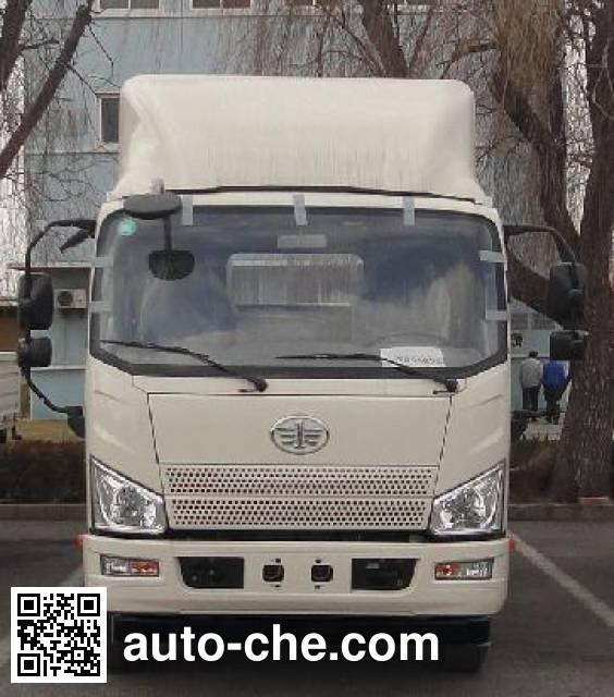 FAW Jiefang CA5041CCYP40K2L1E4A84-1 stake truck