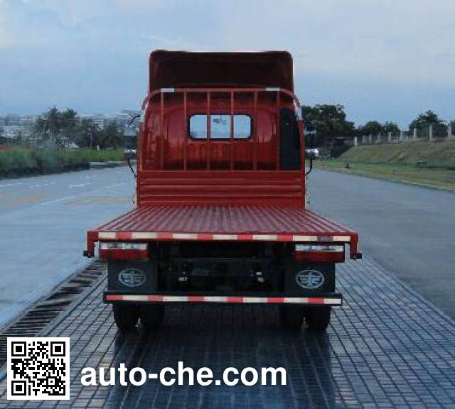 FAW Jiefang CA5041TPBP40K17L1E5A85 flatbed truck