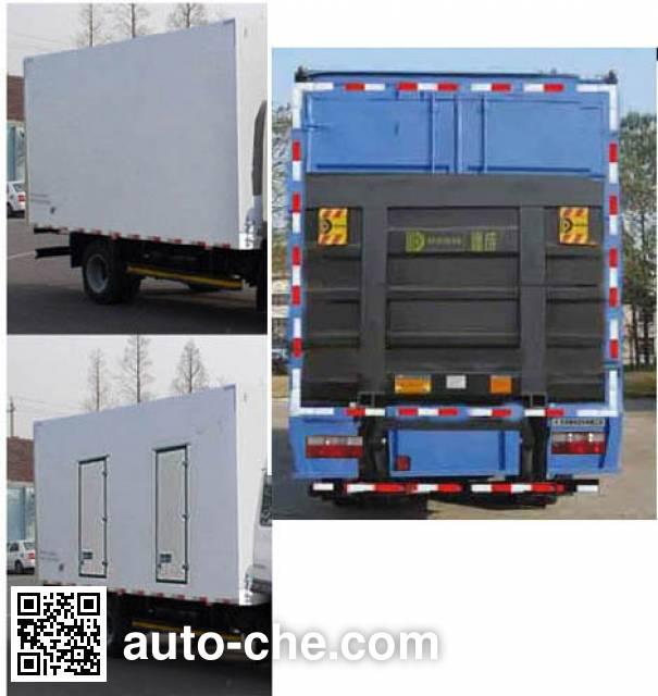 FAW Jiefang CA5041XLCP40K2L1E5A84 refrigerated truck