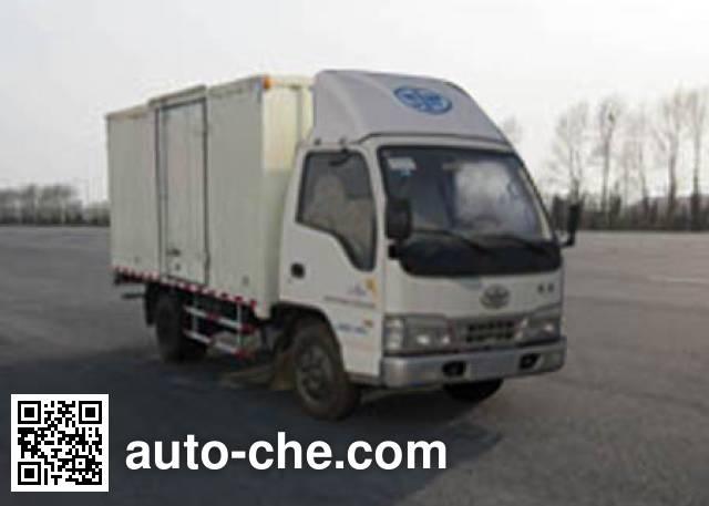 FAW Jiefang CA5041XXYK4E4 box van truck