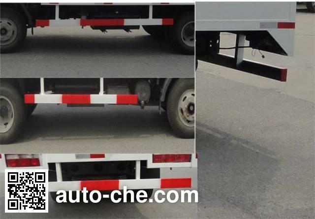 FAW Jiefang CA5044CPYP40K2L1E4A84-2 soft top box van truck