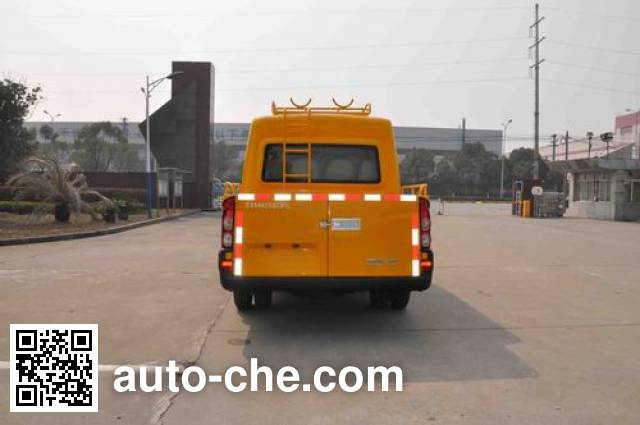 FAW Jiefang CA5042XGC81L engineering works vehicle