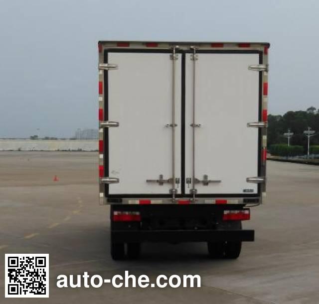 FAW Jiefang CA5042XLCP40K2L1E5A84 refrigerated truck