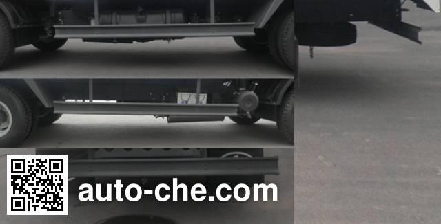 FAW Jiefang CA5043CPYPK45L2E1 soft top box van truck