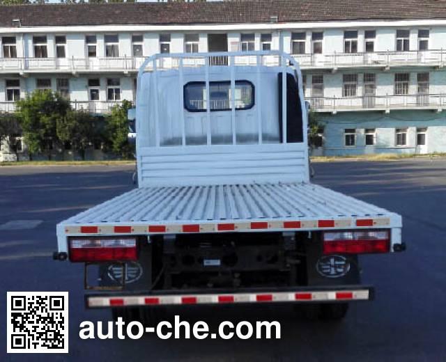解放牌CA5043TPBP40K2L1E5A84平板运输车