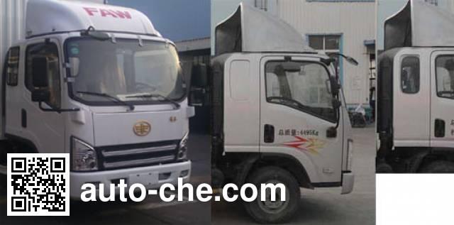 FAW Jiefang CA5043XLCP40K2L1E5A84 refrigerated truck
