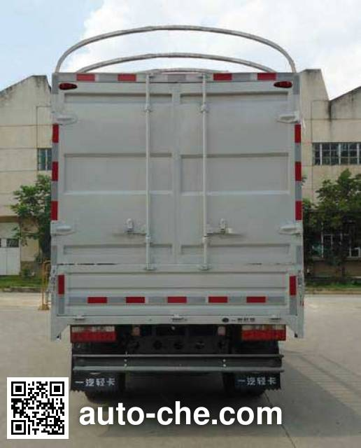 FAW Jiefang CA5040CCYK6L3E5-1 stake truck
