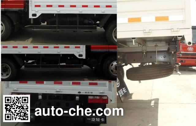 FAW Jiefang CA5044CCYPK26L2R5E5 stake truck