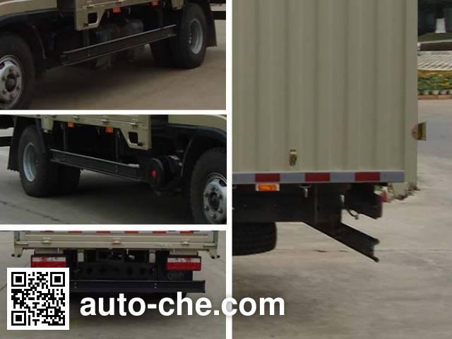 FAW Jiefang CA5054CCYPK26L3R5E4 stake truck