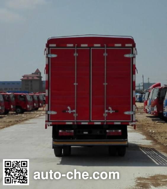 FAW Jiefang CA5047CCYP40K50L1E4A85-1 stake truck