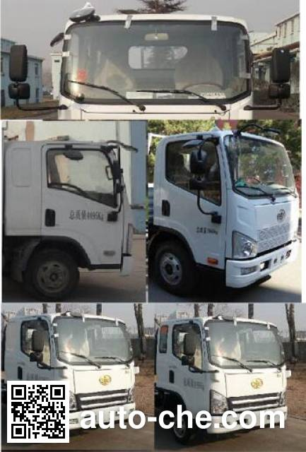FAW Jiefang CA5047CCYP40K50LE5A84-1 stake truck
