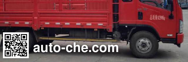 FAW Jiefang CA5048CCYP40K50LE5A84 stake truck