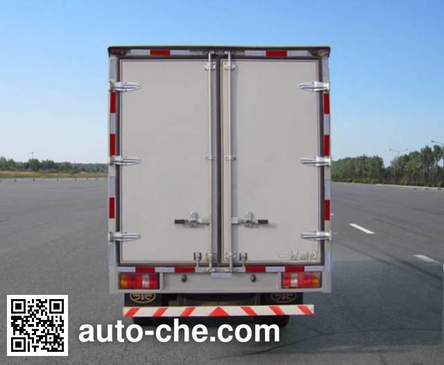 FAW Jiefang CA5051XXYK4LR5E4-2 box van truck