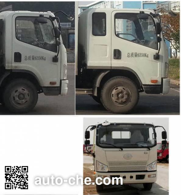 FAW Jiefang CA5065XYZP40K2L1E5A84 postal vehicle