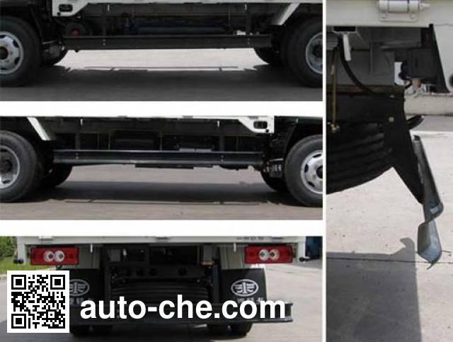 FAW Jiefang CA5070CPYK6L3E4 soft top box van truck