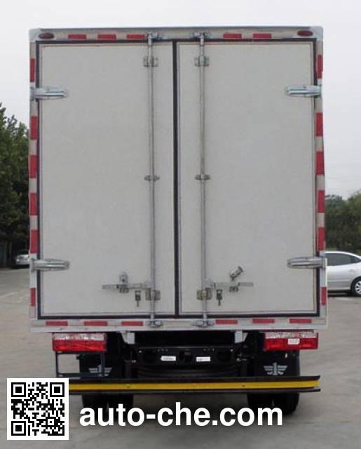 FAW Jiefang CA5047XXYP40K50L1E4A85-3 box van truck