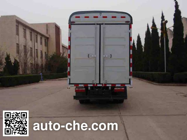 FAW Jiefang CA5074CPYPK26L2E4 soft top box van truck