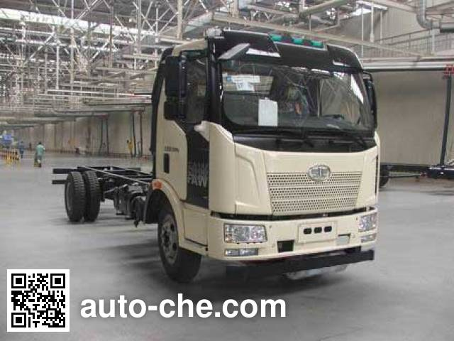 FAW Jiefang CA5080GYYP62K1E4 oil tank truck chassis