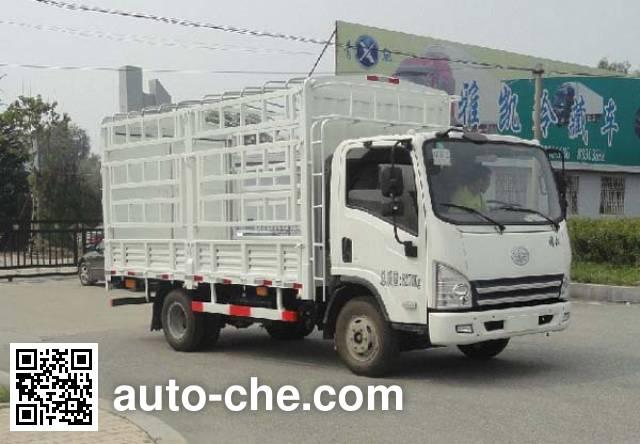FAW Jiefang CA5081CCYP40K2L2E4A84-1 stake truck