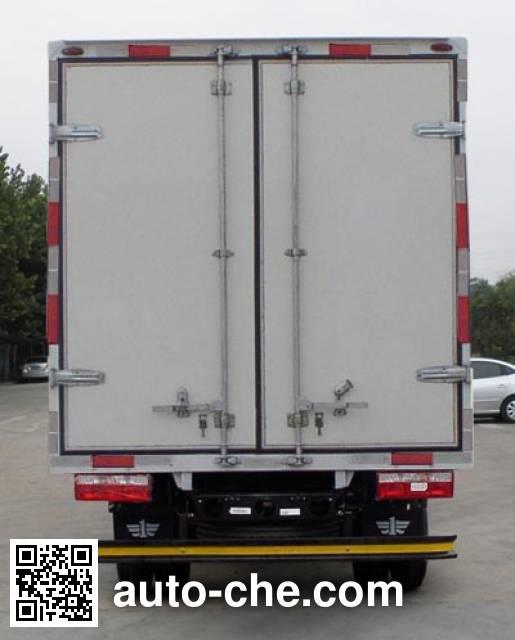解放牌CA5042XXYP40K2L1E4A85-3厢式运输车