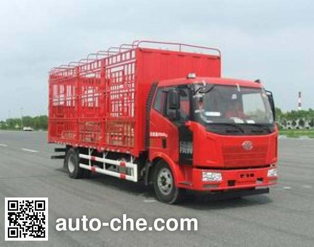 解放牌CA5083CCQP62K1L2E4畜禽运输车